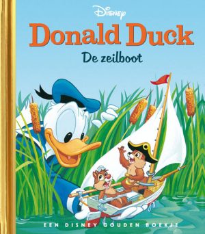 Donald Duck de Zeilboot